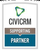 civicrm partner badge